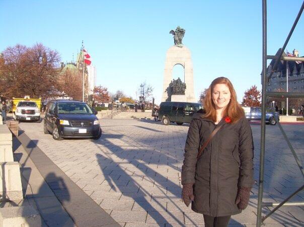 War Memorial - Nov 11 2009