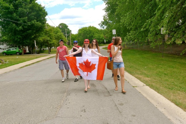 Canada Day - 2012