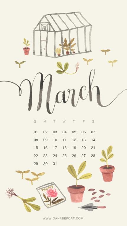 March - Oana Befort