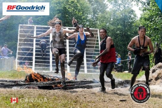 Spartan Race | Paper Clips by Maggie de Bara