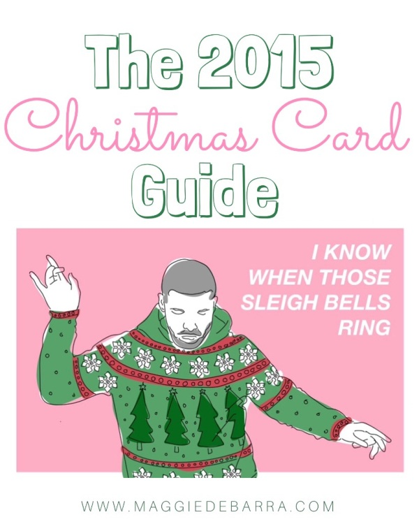 The 2015 Christmas Card Guide