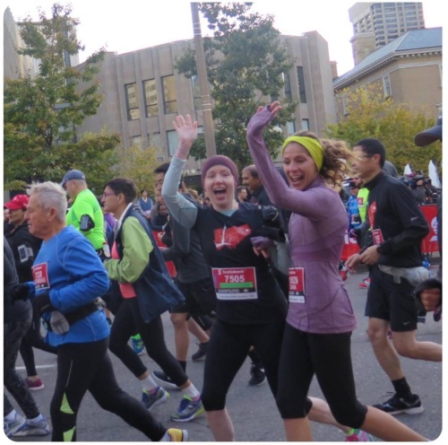 Scotiabank Waterfront Half-Marathon