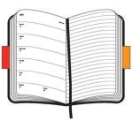 Moleskine Agenda | Paper Clips by Maggie de Barra