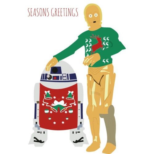 Droids in Sweaters