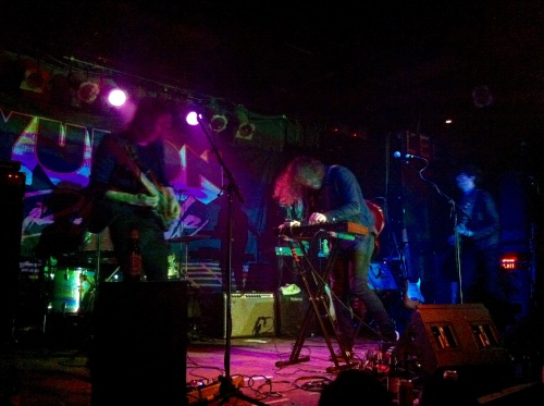 Yukon Blonde at Lee's Palace February 26, 2016 | Paper Clips by Maggie de Barra