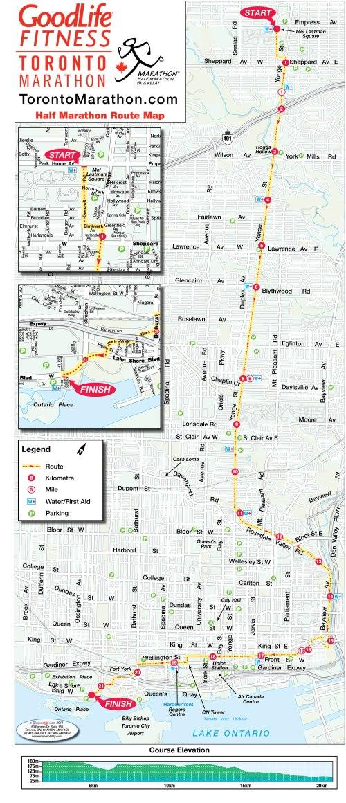 Race Map | Paper Clips by Maggie de Barra