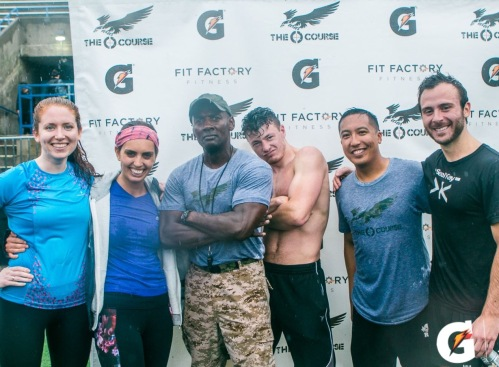 Fit Factory O Course
